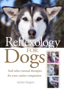 Book cover for Reflexology for Dogs